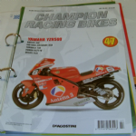 DeAGOSTINI CHAMPION RACING BIKES Issue 47 Magazine YAMAHA YZR500